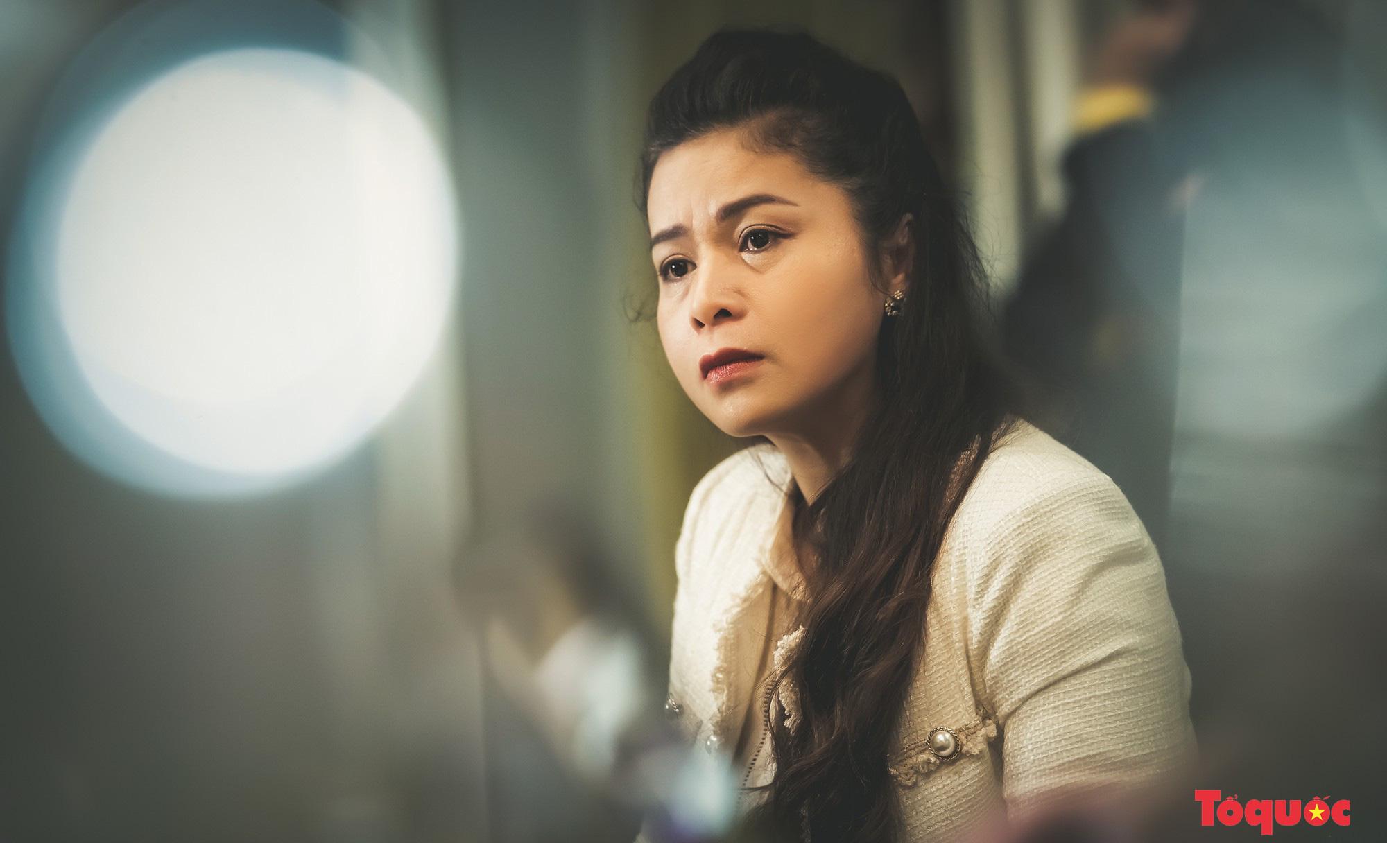 Bà Lê Hoàng Diệp Thảo: Tôi không muốn ly hôn - Ảnh 5.