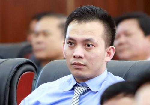 Kỷ luật ông Nguyễn Bá Cảnh: Cách tất cả các chức vụ trong Đảng - Ảnh 1.