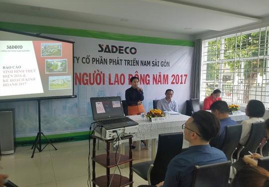 Tại sao Tổng Giám đốc Công ty phát triển Nam Sài Gòn - Sadeco bị bắt?  - Ảnh 1.