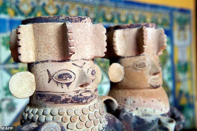 Cổ vật thời Đế chế Inca trở về Peru từ Mỹ, Argentina - Ảnh 1.