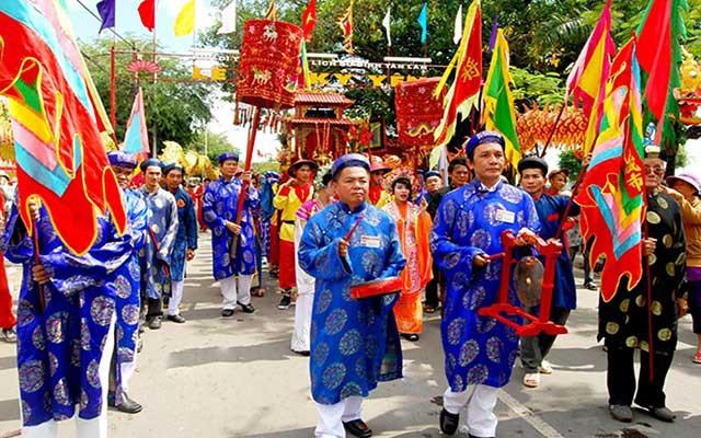 Nâng tầm Lễ hội Kỳ Yên Thượng Điền xứng danh là Di sản văn hóa phi vật thể cấp Quốc gia - Ảnh 1.