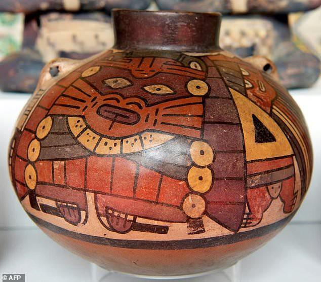 Cổ vật thời Đế chế Inca trở về Peru từ Mỹ, Argentina - Ảnh 2.