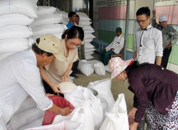Xuất cấp gạo cho 2 tỉnh Đắk Lắk và Thanh Hóa để cứu đói trong thời gian giáp hạt năm 2019 - Ảnh 1.