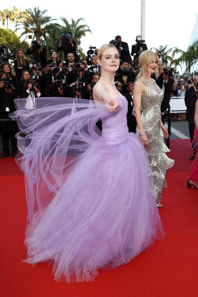 Nữ diễn viên 3 tuổi chạm ngõ điện ảnh đang làm nên lịch sử ở Cannes - Ảnh 2.