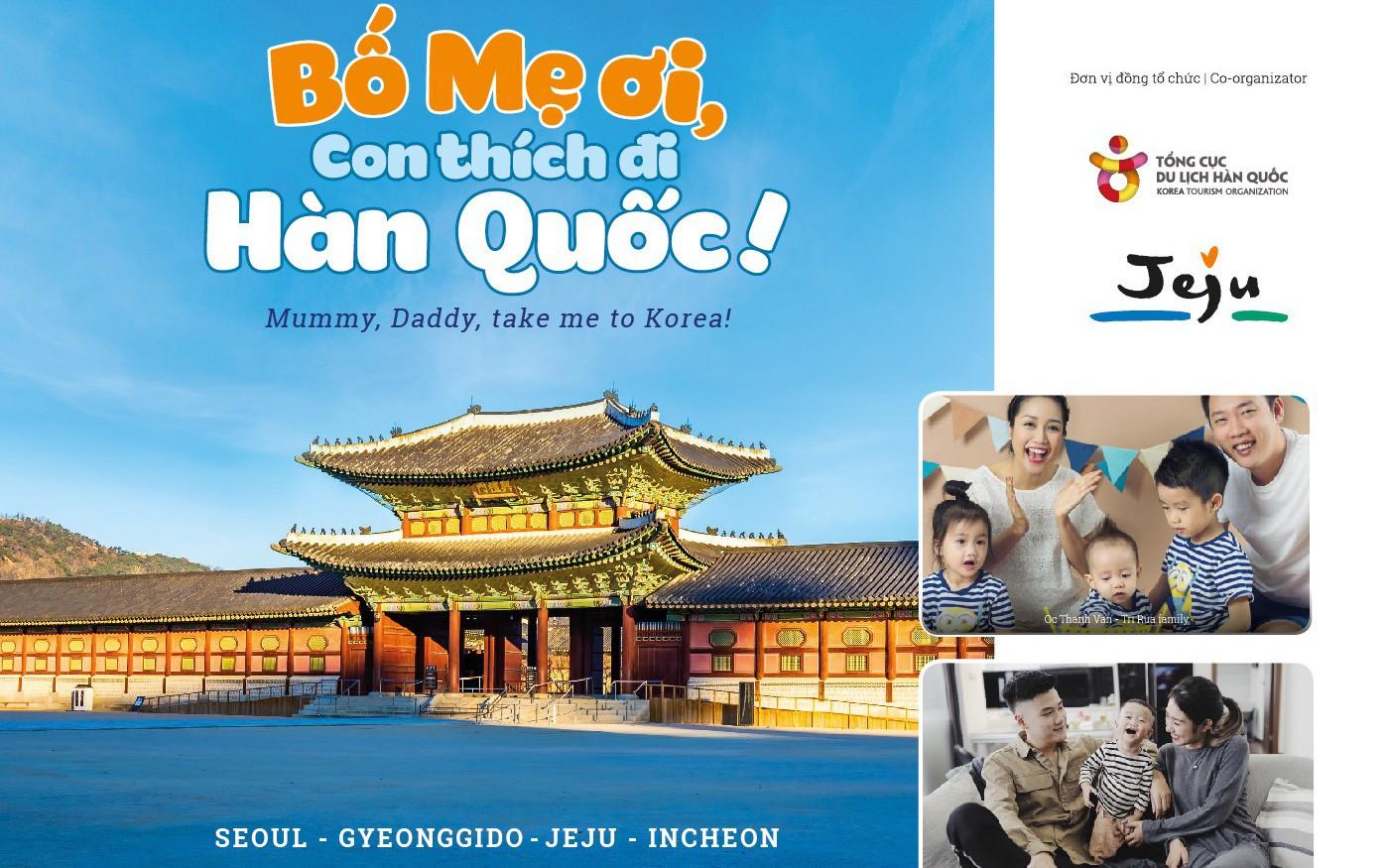 Khám phá hành trình du lịch độc đáo tại Hàn Quốc