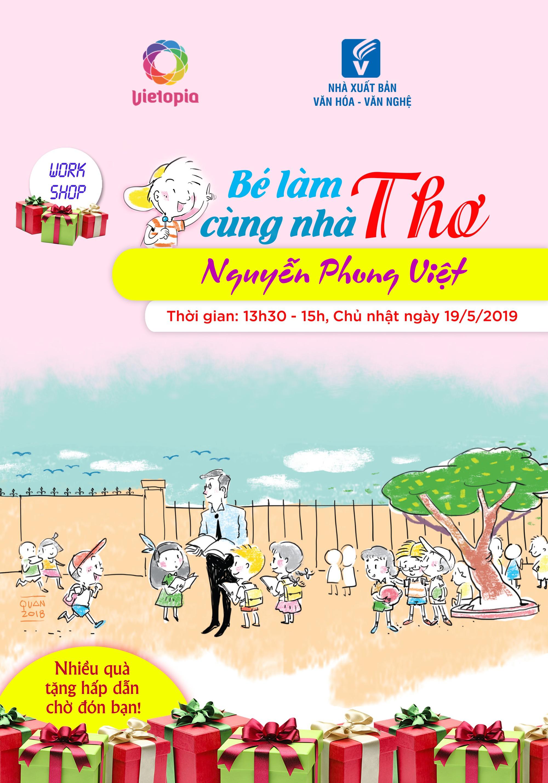 be lam tho cung nha tho Nguyen Phong Viet