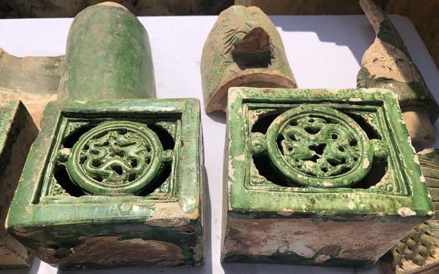 Xuất lộ nhiều dấu tích kiến trúc tại Hoàng thành Thăng Long