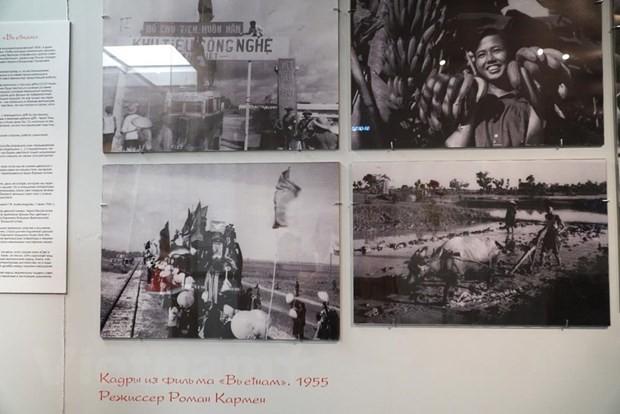 """Khai mạc Triển lãm tài liệu lịch sử """"Điểm đến-Việt Nam"""" tại Nga - Ảnh 5."""