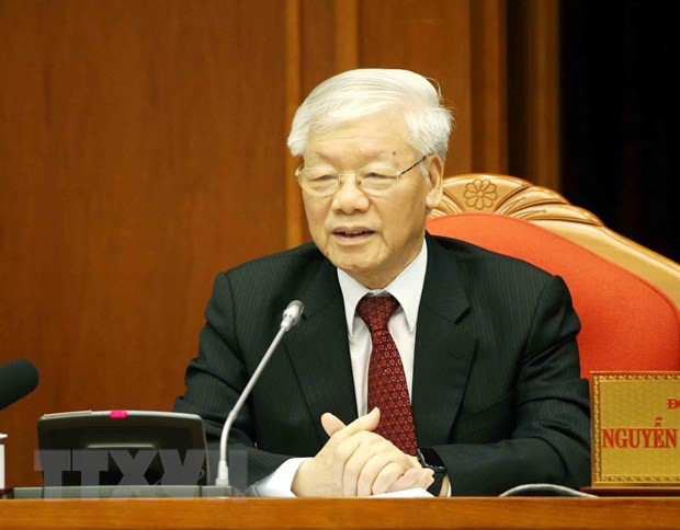 Bế mạc Hội nghị lần thứ 10, Ban Chấp hành Trung ương Đảng khóa XII: Hoàn thành các chương trình, nhiệm vụ đã đề ra - Ảnh 1.
