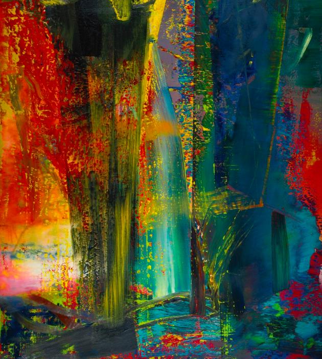 Điều gì đáng tiền trong 5 tác phẩm đắt giá nhất thế giới của các nghệ sỹ còn sống? - Ảnh 4.