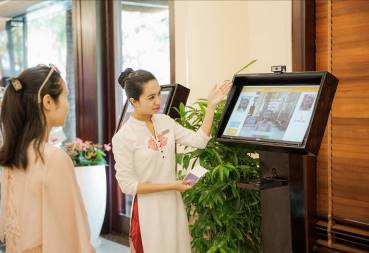 """AI -  """"điểm bùng phát"""" trong lĩnh vực du lịch, khách sạn Việt Nam - Ảnh 1."""