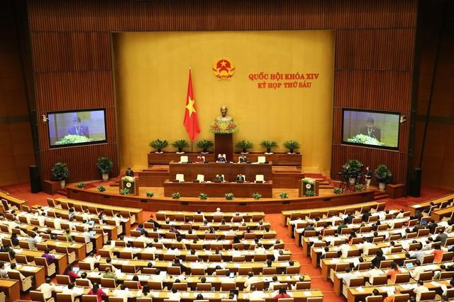 Sáng nay, khai mạc kỳ họp thứ 7 Quốc hội khoá XIV  - Ảnh 1.