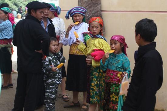 Vận động  hình thành mạng lưới các nhà tài trợ hỗ trợ trẻ em đặc biệt khó khăn miền núi - Ảnh 1.