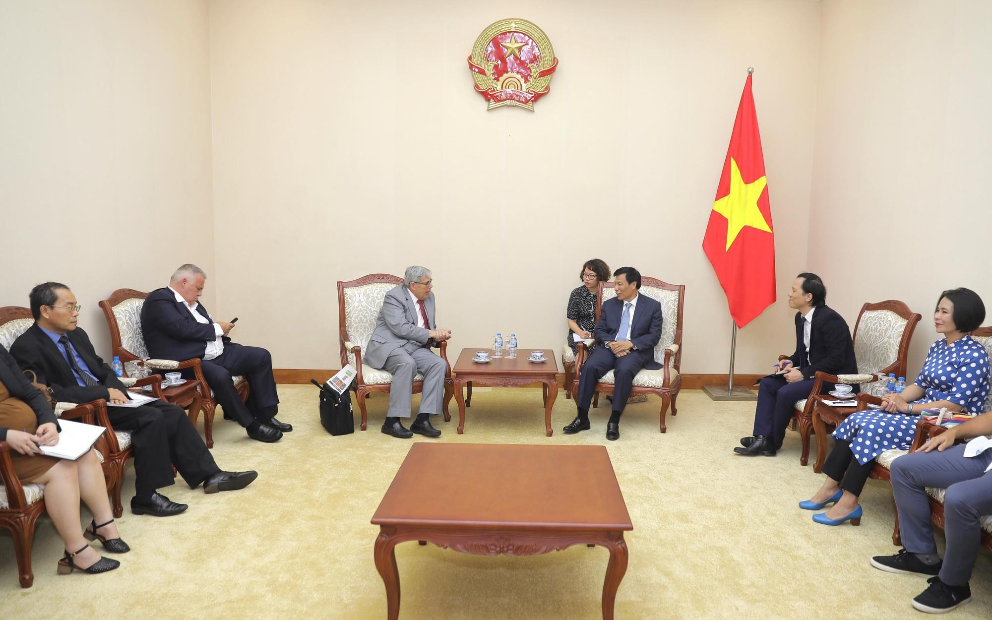Ủng hộ việc Pháp đề xuất tổ chức giải Tennis tại Việt Nam vào năm 2020