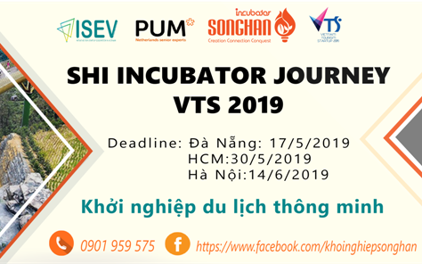 Khởi nghiệp Du lịch Việt Nam 2019 và cơ hội nhận đầu tư 10.000 USD
