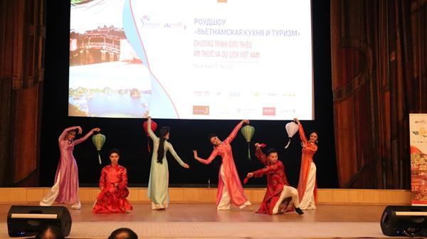 Chương trình giới thiệu du lịch Việt Nam tại Liên bang Nga mở ra nhiều cơ hội hợp tác giữa hai nước - Ảnh 1.