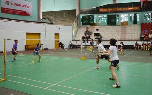 Giải Cầu lông Gia đình tỉnh Bắc Giang lần thứ XXVI