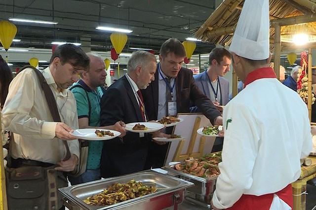 Quảng bá tinh thần ẩm thực Việt tới công chúng Nga - Ảnh 1.