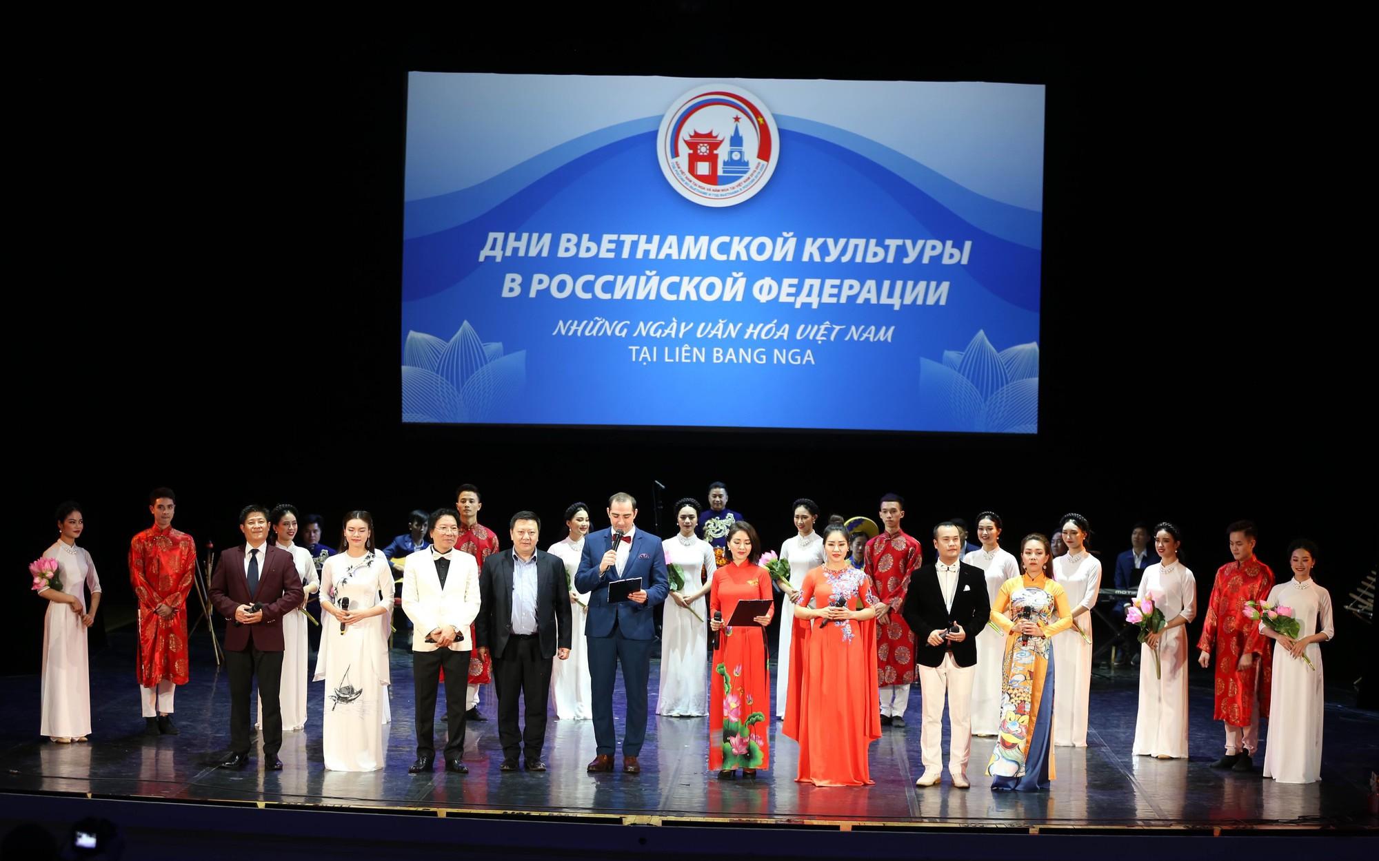 Nghệ thuật Việt Nam tiếp tục toả sáng tại Cố đô St.Petersburg, Liên bang Nga