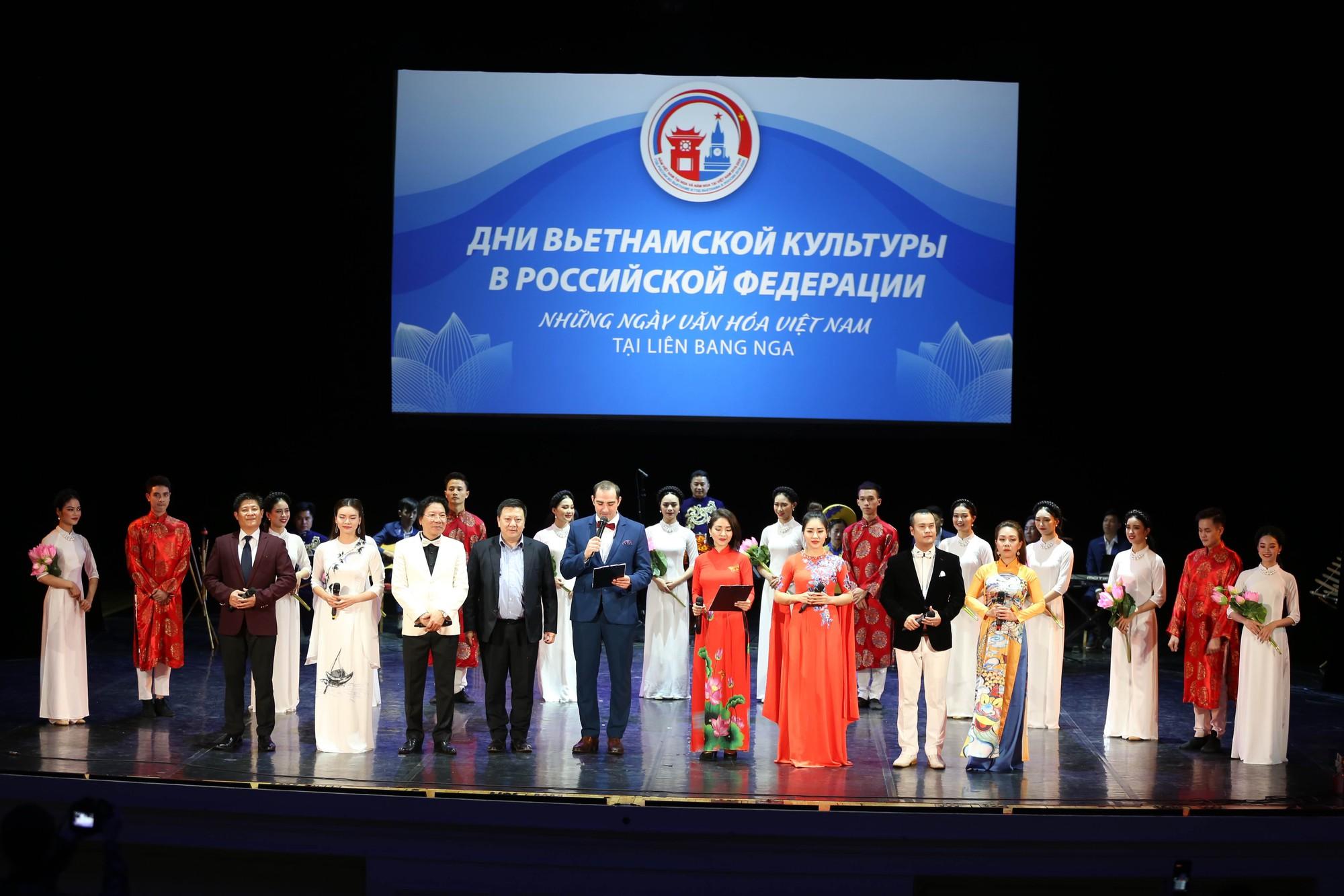 Nghệ thuật Việt Nam tiếp tục toả sáng tại Cố đô St.Petersburg, Liên bang Nga - Ảnh 14.