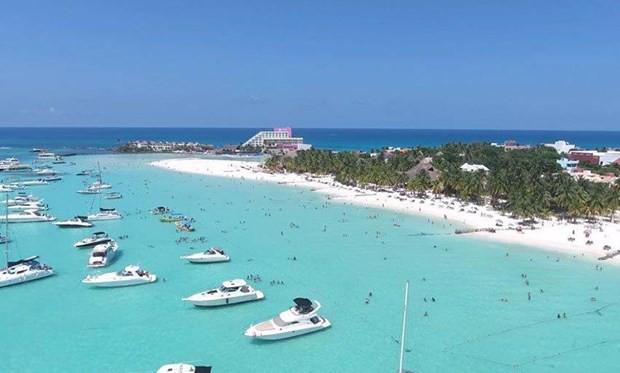 Mexico giữ vị trí số 1 châu Mỹ với nhiều bãi biển sạch đẹp - Ảnh 1.