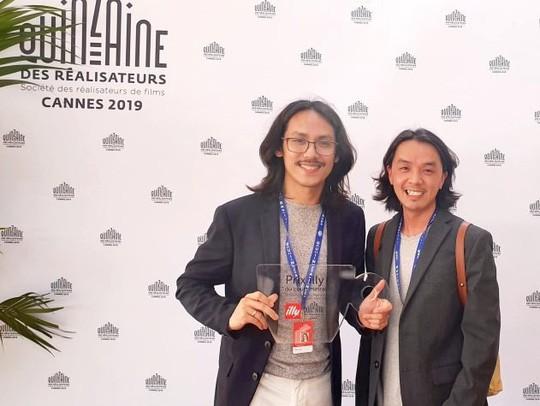 Phim ngắn Việt Nam thắng giải ở LHP Cannes - Ảnh 1.
