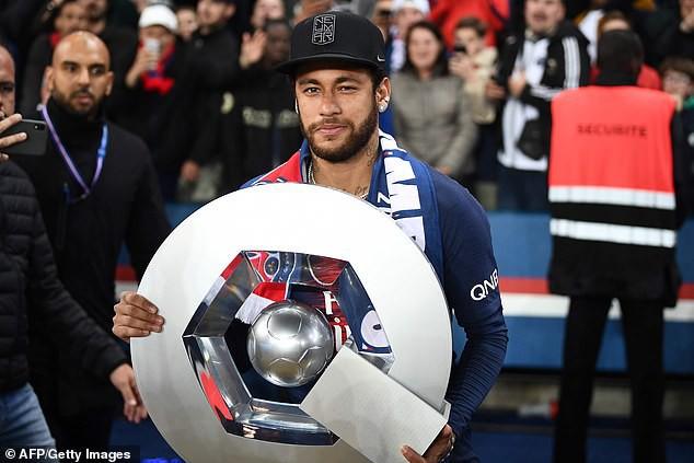 Quá bất ngờ, cái giá Real Madrid phải trả để hút Neymar từ tay PSG? - Ảnh 1.