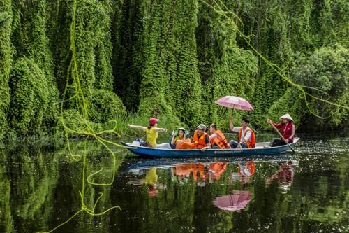 13 tỉnh tham dự Liên hoan ảnh nghệ thuật Khu vực Đồng bằng sông Cửu Long lần thứ 34 năm 2019 - Ảnh 1.