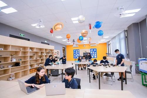 Bất ngờ với các sản phẩm thông minh được chế tạo bởi học sinh cấp 2 - Ảnh 4.
