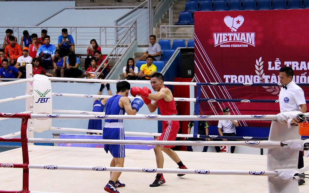 140 vận động viên tham gia Giải vô địch Cúp các Câu lạc bộ boxing toàn quốc năm 2019
