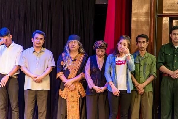 Xúc động đêm diễn gây quỹ từ thiện cho nữ diễn viên Nhà hát kịch Việt Nam tử nạn tại hầm Kim Liên - Ảnh 11.