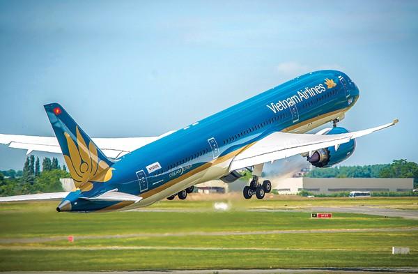 Giá trị vốn hóa của Vietnam Airlines tại HOSE ước đạt  57.000 tỷ đồng  - Ảnh 1.