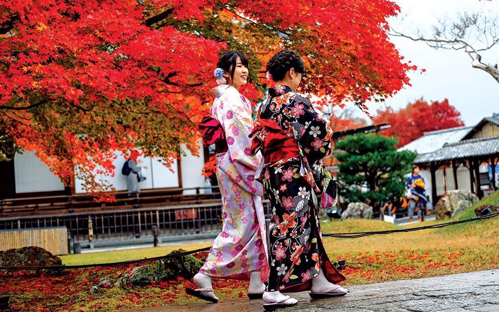 Chiến lược phát triển du lịch Nhật Bản