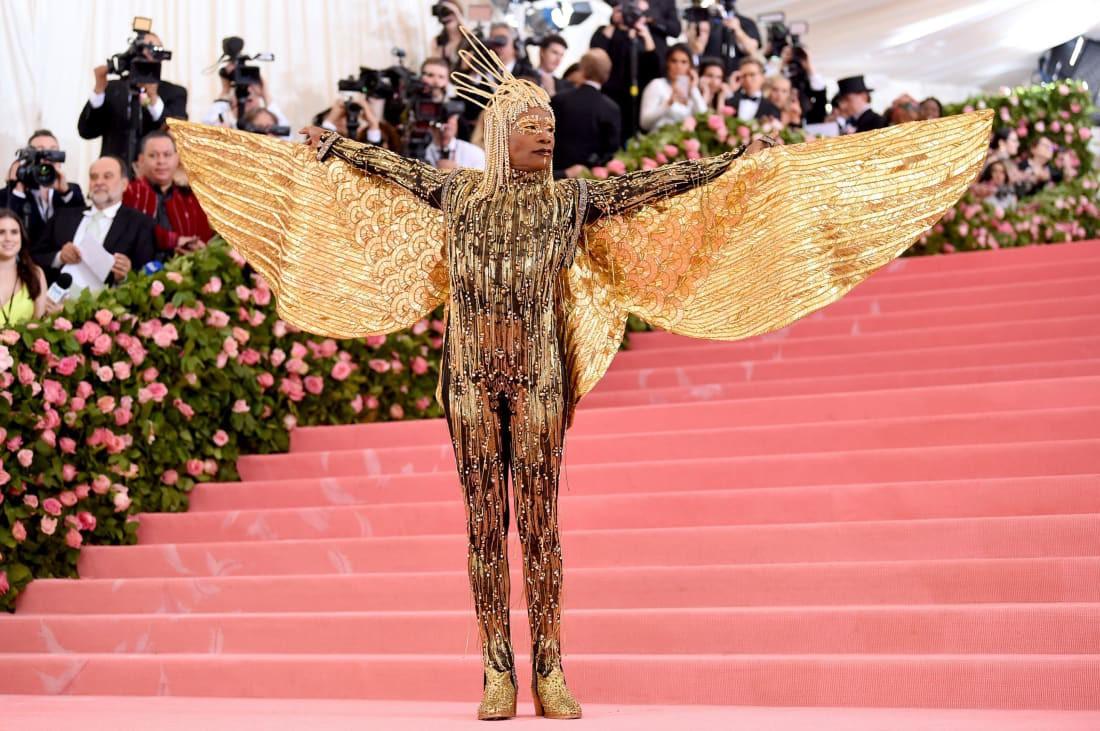 Met Gala 2019 - Dạ tiệc thời trang Mỹ khiến công chúng choáng ngợp thật sự - Ảnh 5.