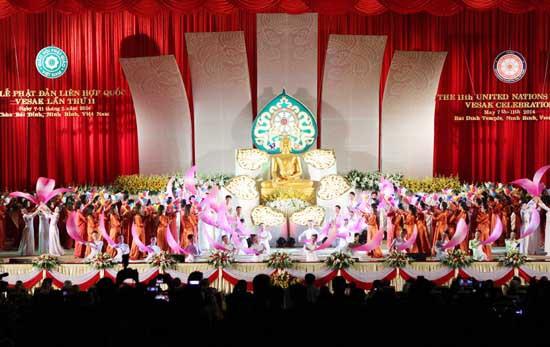 Tổng cục Du lịch đề nghị tạo điều kiện thuận lợi cho các đại biểu tham dự Đại lễ Phật đản Liên Hợp Quốc Vesak 2019 - Ảnh 1.
