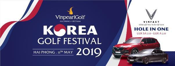 Golf thủ Hàn Quốc hào hứng tới tranh tài tại Vinpearl Golf – Korea Golf Festival 2019 - Ảnh 1.