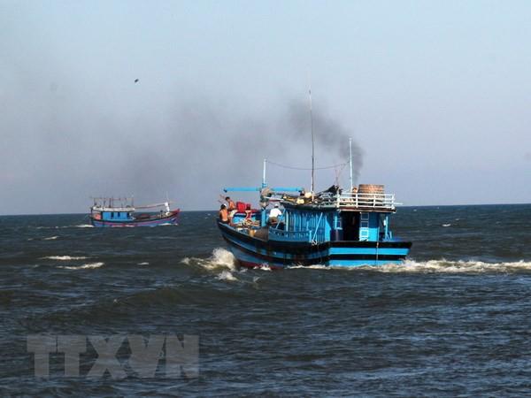 Bộ Ngoại giao phản ứng việc Indonesia bắt giữ và tiêu hủy tàu cá Việt Nam - Ảnh 1.