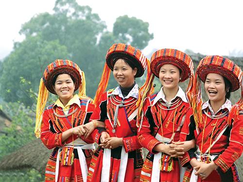 Triển khai tổng kiểm kê di sản văn hóa phi vật thể về trang phục truyền thống các dân tộc thiểu số tại Thanh Hóa - Ảnh 1.