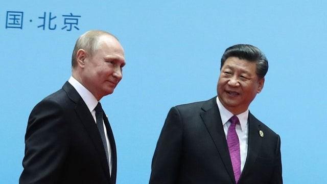 Nga và Trung Quốc gồng mình uy hiếp vũ khí: Lý do Mỹ không thể bị hạ gục? - Ảnh 1.