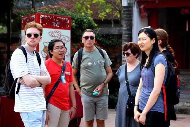 Phổ biến Nghị định về xử phạt vi phạm hành chính trong lĩnh vực du lịch - Ảnh 1.