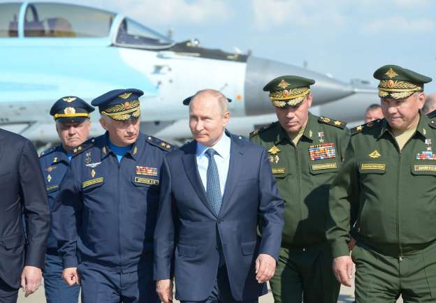 Thực hư hồ sơ mật về chiến lược sức mạnh Nga tại lục địa đen? - Ảnh 1.
