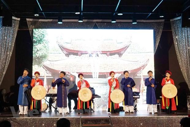 Quan họ Bắc Ninh góp phần bảo tồn, lan tỏa văn hóa dân tộc tại Séc - Ảnh 1.