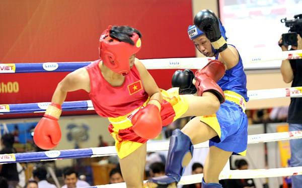 Tổ chức Giải Vô địch Kickboxing toàn quốc năm 2019