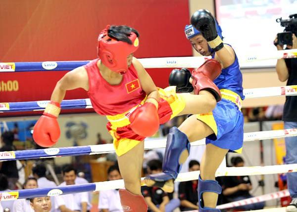 Giải Vô địch Kickboxing toàn quốc năm 2019 - Ảnh 1.