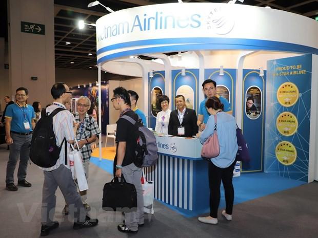Việt Nam tham dự Hội chợ du lịch quốc tế Hong Kong năm 2019 - Ảnh 1.
