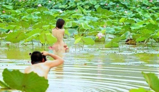 Chấn chỉnh việc chụp ảnh không phù hợp với thuần phong mỹ tục của người Việt Nam - Ảnh 1.