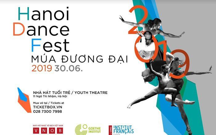 Liên hoan Múa Hà Nội 2019