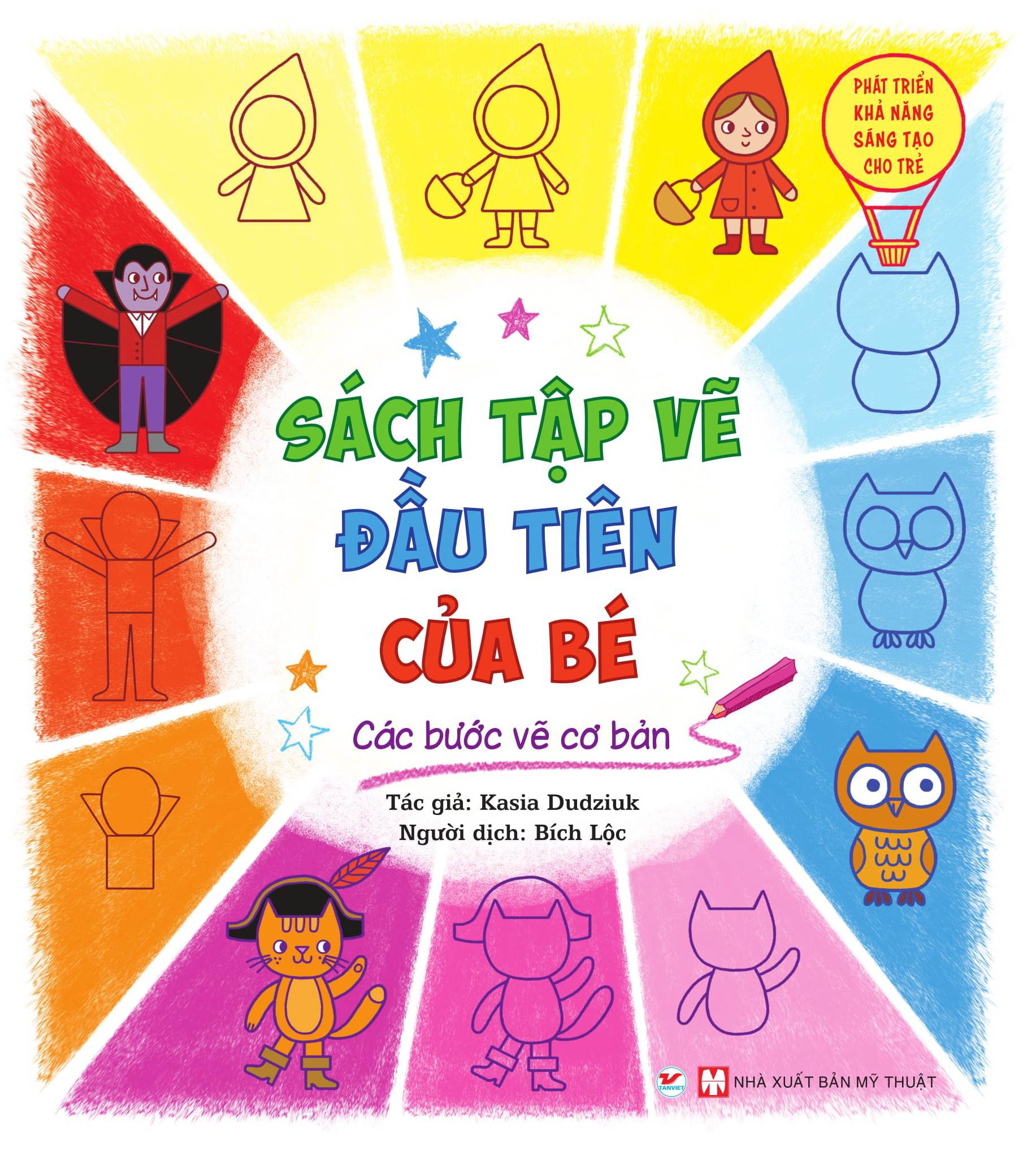 24_Sach tap ve dau tien cua be_Cac buoc ve co ban