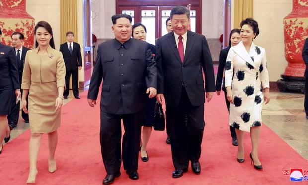 Thông qua thượng đỉnh bất ngờ với Triều Tiên, Trung Quốc gửi tín hiệu mạnh toàn cầu - Ảnh 1.