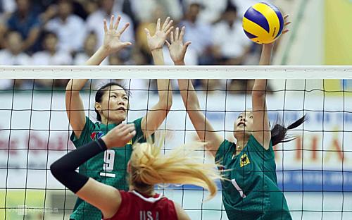 Quảng Nam lần đầu tiên đăng tổ chức giải Bóng chuyền nữ quốc tế VTV Cup